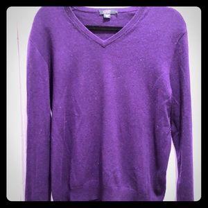 Cashmere JCrew sweater